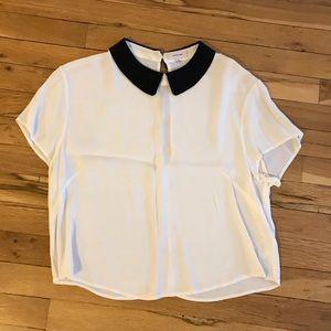 Aritzia Tops - silk blouse from aritzia